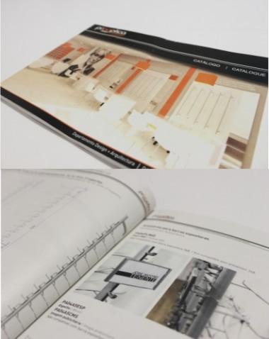 Produção de Catálogos