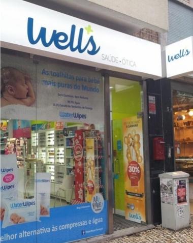 Decoração Lojas Wells