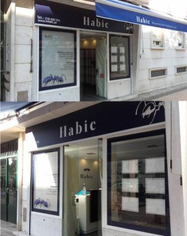 Decoração Loja Habic