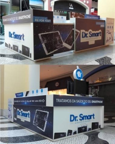 Stand Dr. Smart Amoreiras e Montijo